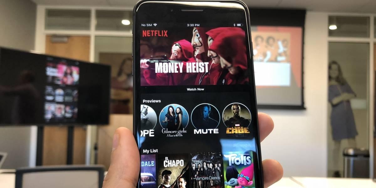 Netflix anuncia sus descargas automáticas de contenido