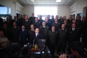 Presidente Jimmy Morales sobre Iván Velásquez