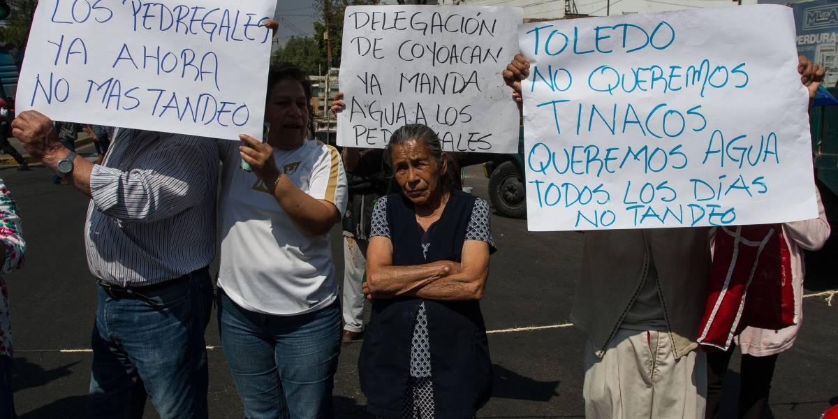 Costará al Sacmex 750 mil pesos cambio de válvulas saboteadas