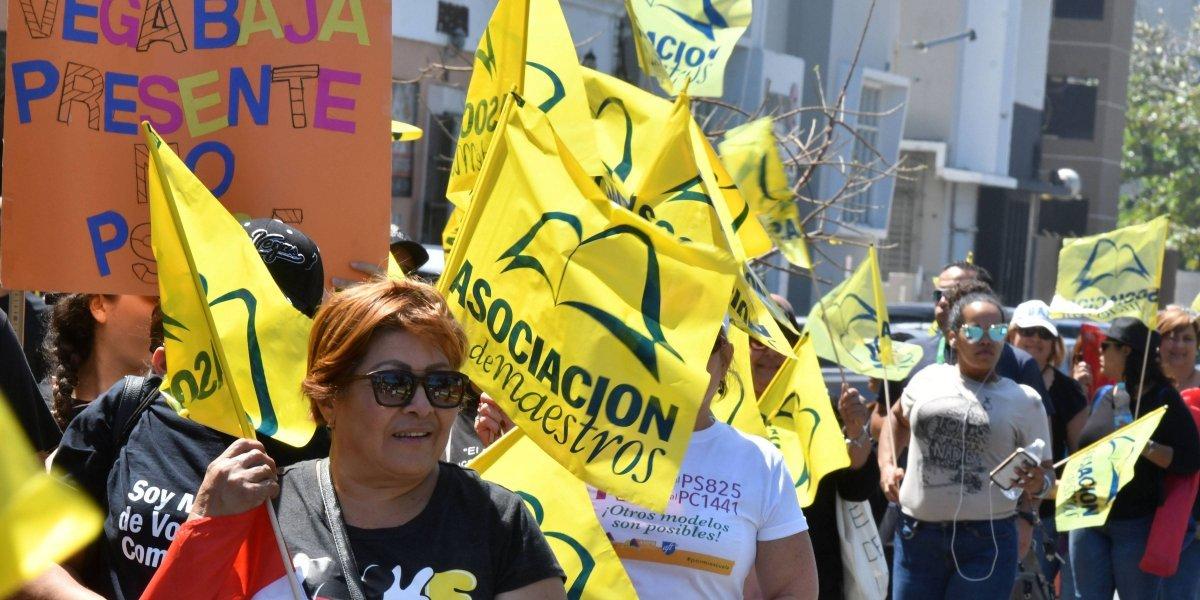 Educación indica que no renegociará un convenio que ya fue negociado
