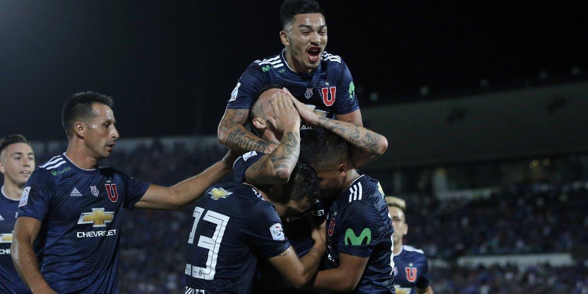 Los motivos del cambio de esquema que ordenó la cuestionada última línea de la U e ilusiona para la Libertadores