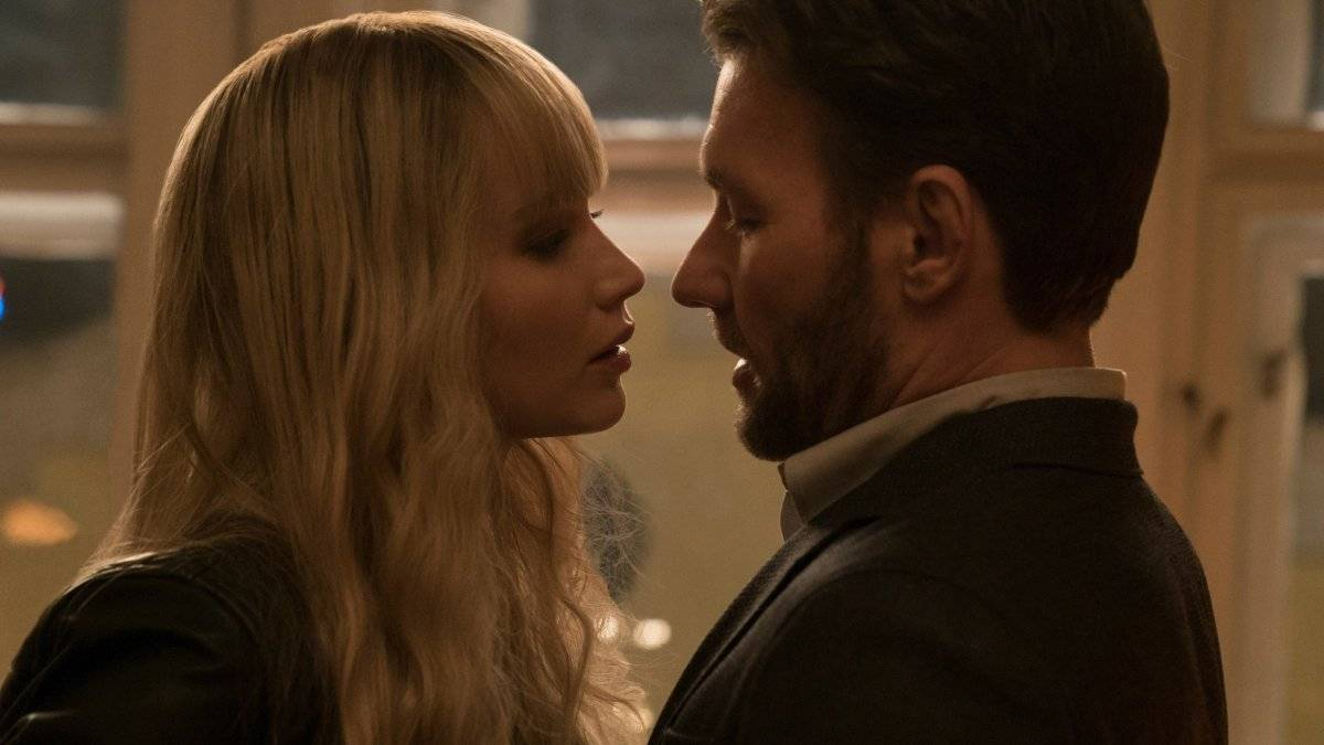 Jennifer Lawrence y Joel Edgerton protagonizan este thriller de espías rusos. |20th Century Fox