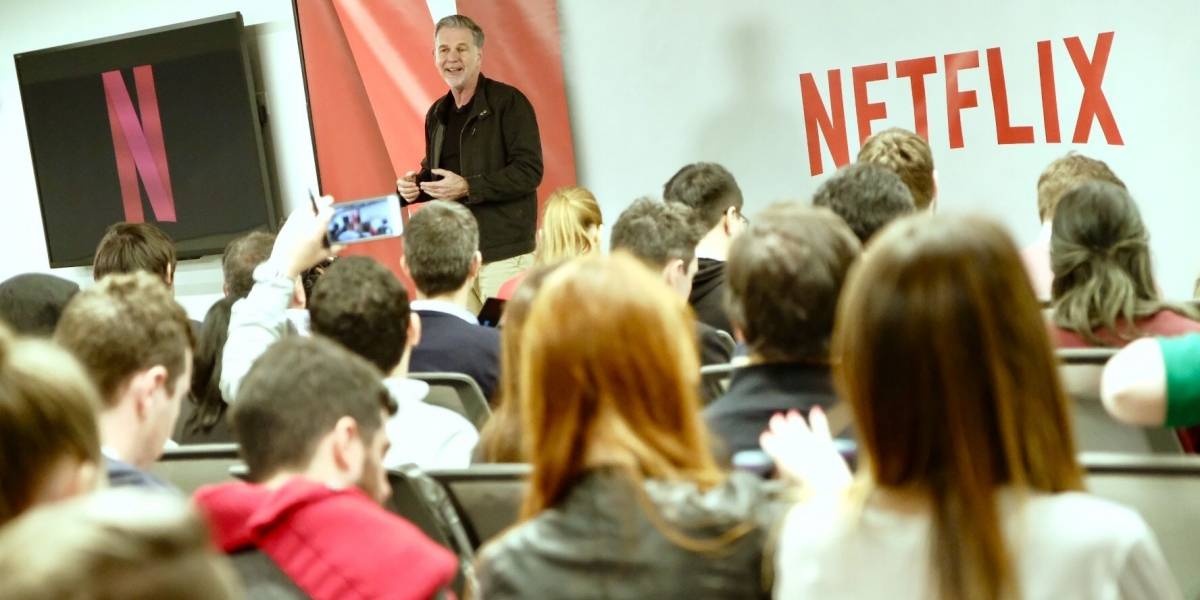 """CEO de Netflix: """"La opinión de los críticos de cine es irrelevante, lo importante es que la gente sea feliz"""""""