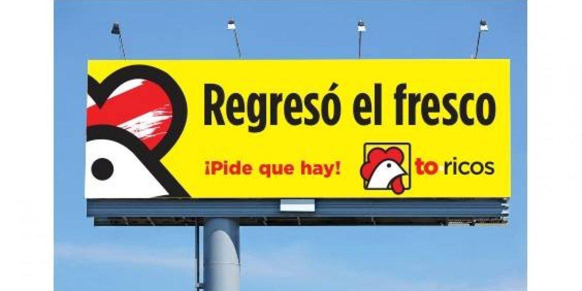 Pollos To- Ricos regresa al mercado local tras impacto de María