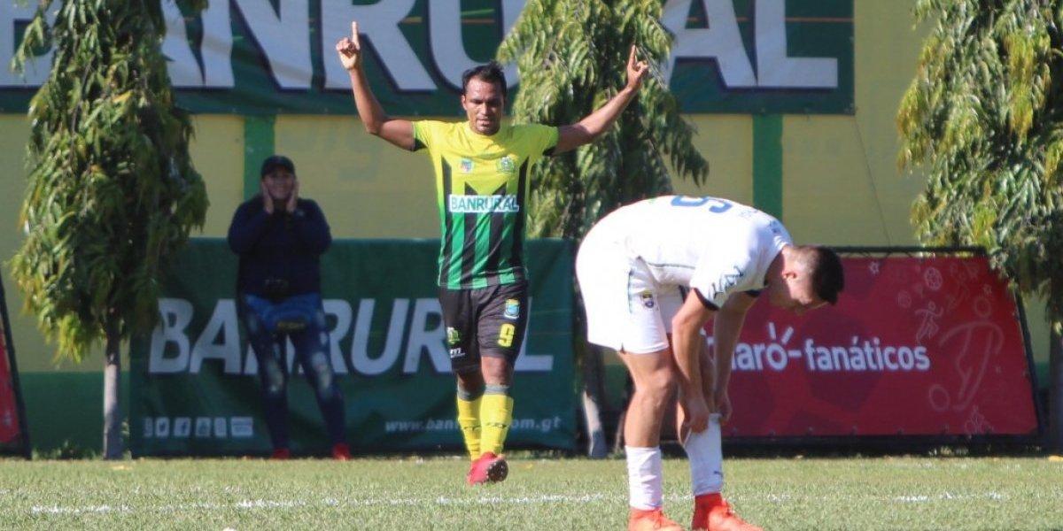 Guastatoya cierra con triunfo la primera vuelta del Torneo Clausura