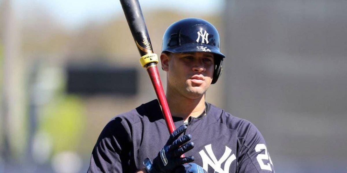 Sabathia cree Gary es el mejor bateador de los Yankees