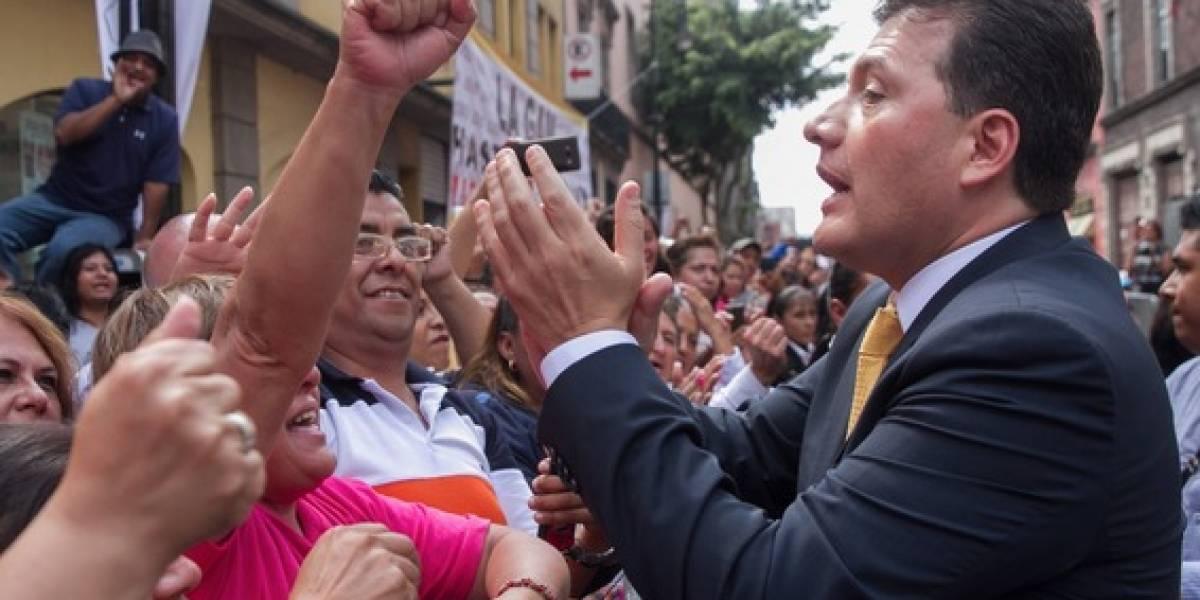 #Política Confidencial: Víctor Hugo Lobo arranca obra 'fantasma'