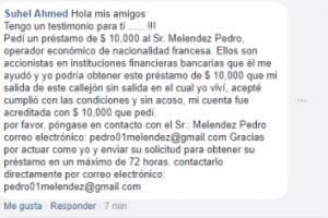 Policía ecuatoriana registra nueva modalidad de estafa electrónica