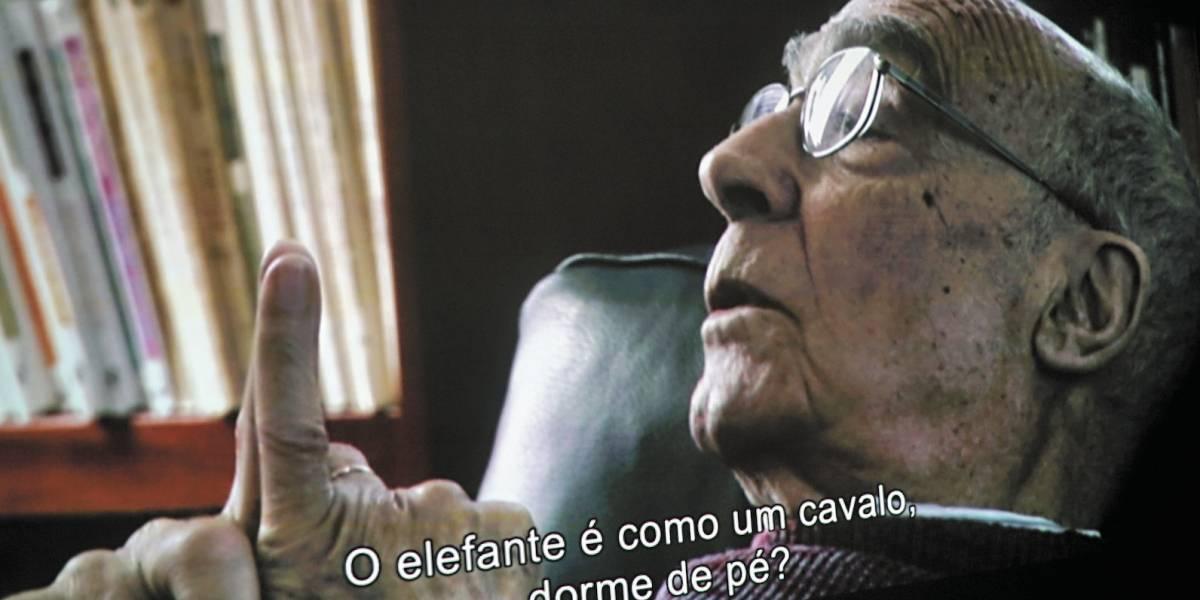Vida e obra de José Saramago são celebradas em exposição com vídeo e objetos