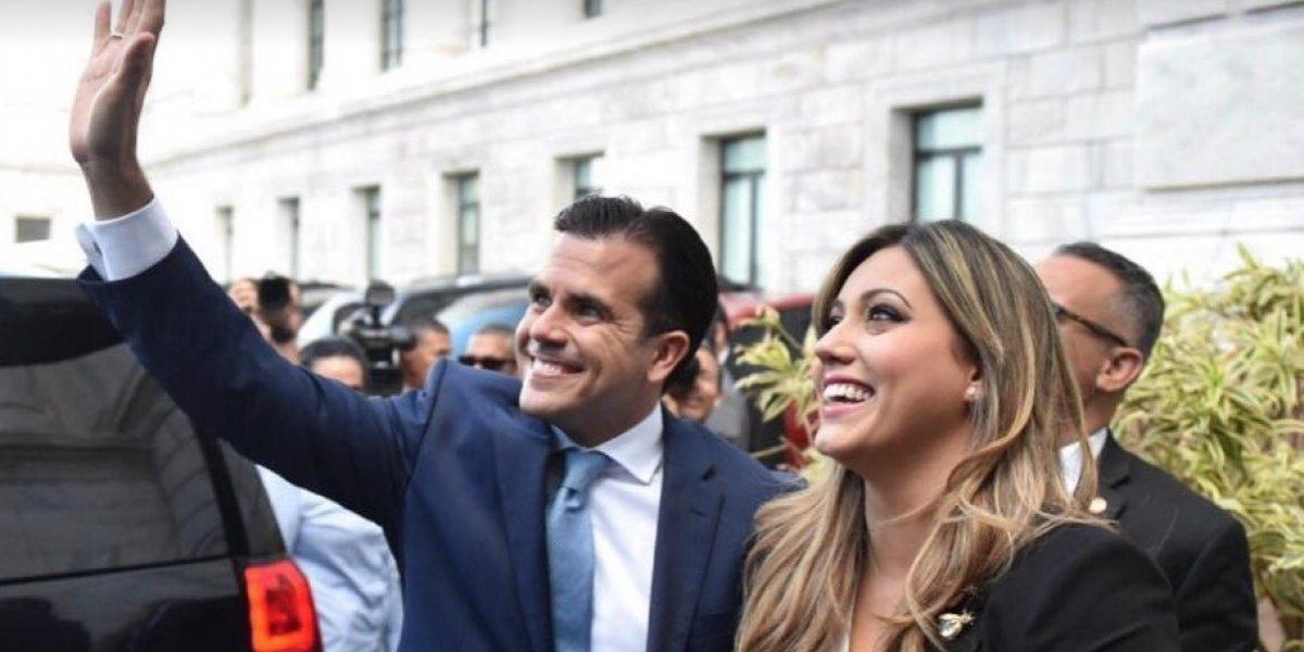 Beatriz Rosselló felicita al gobernador en su cumpleaños #39
