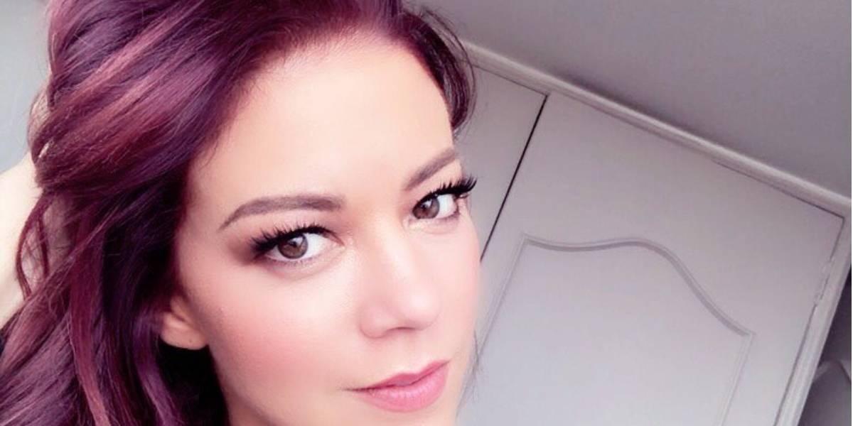 Fernanda Castillo se muestra sin maquillaje en Instagram