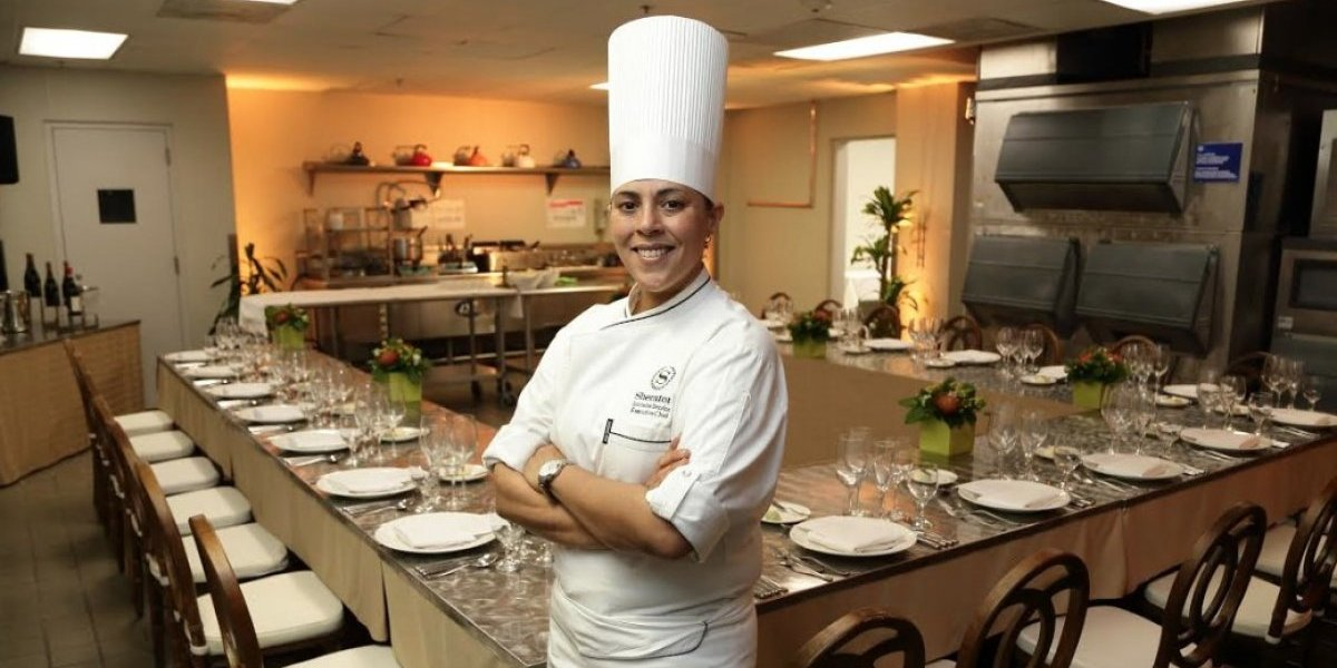 Exclusivos Chef's Table con la chef  Jannette Berríos