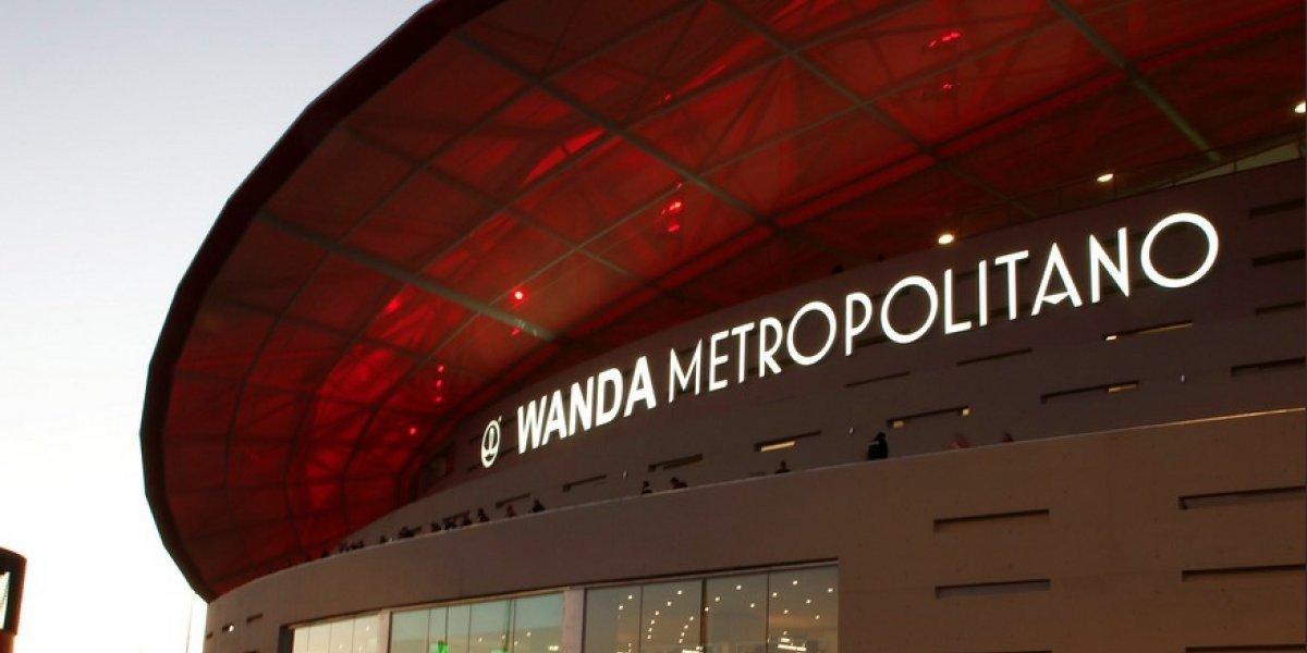 Asaltan tienda del estadio del Atlético de Madrid