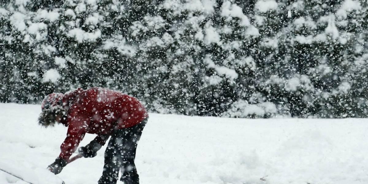 Segunda tormenta invernal en cinco días azota noreste de EE.UU.