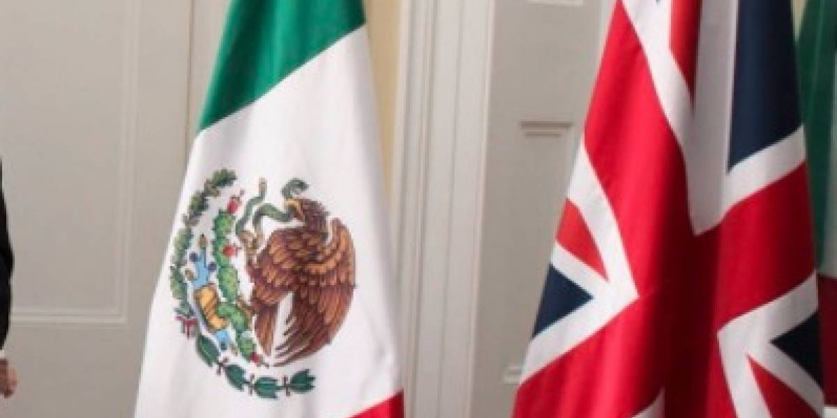 Esperamos mejorar el acuerdo comercial con México tras el Brexit: Reino Unido