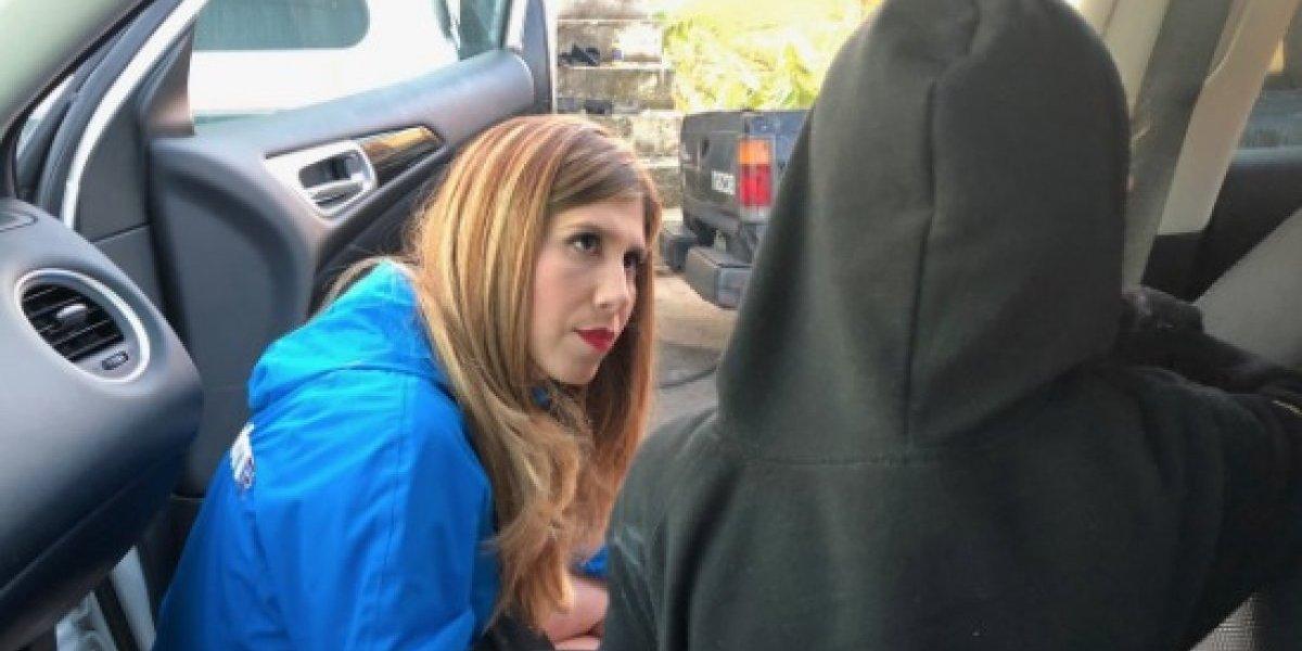 Reportera halla niña secuestrada en Orocovis