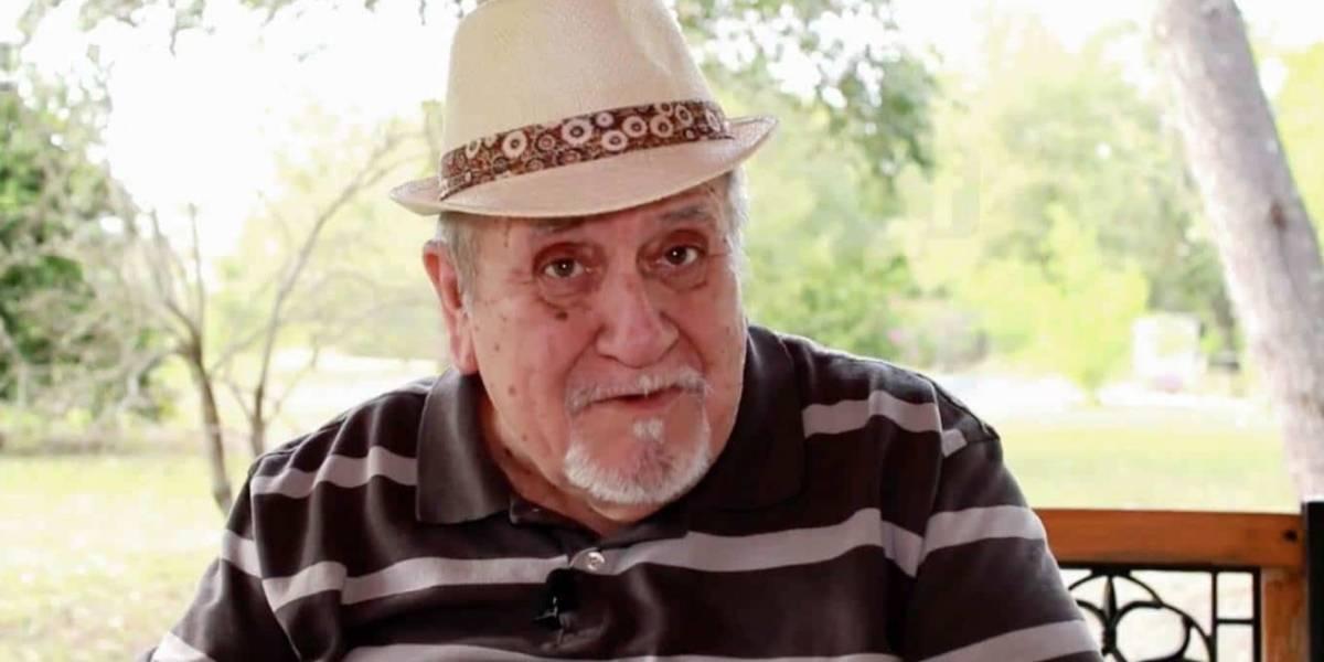 Muere pionero de la televisión Ricardo Espinosa