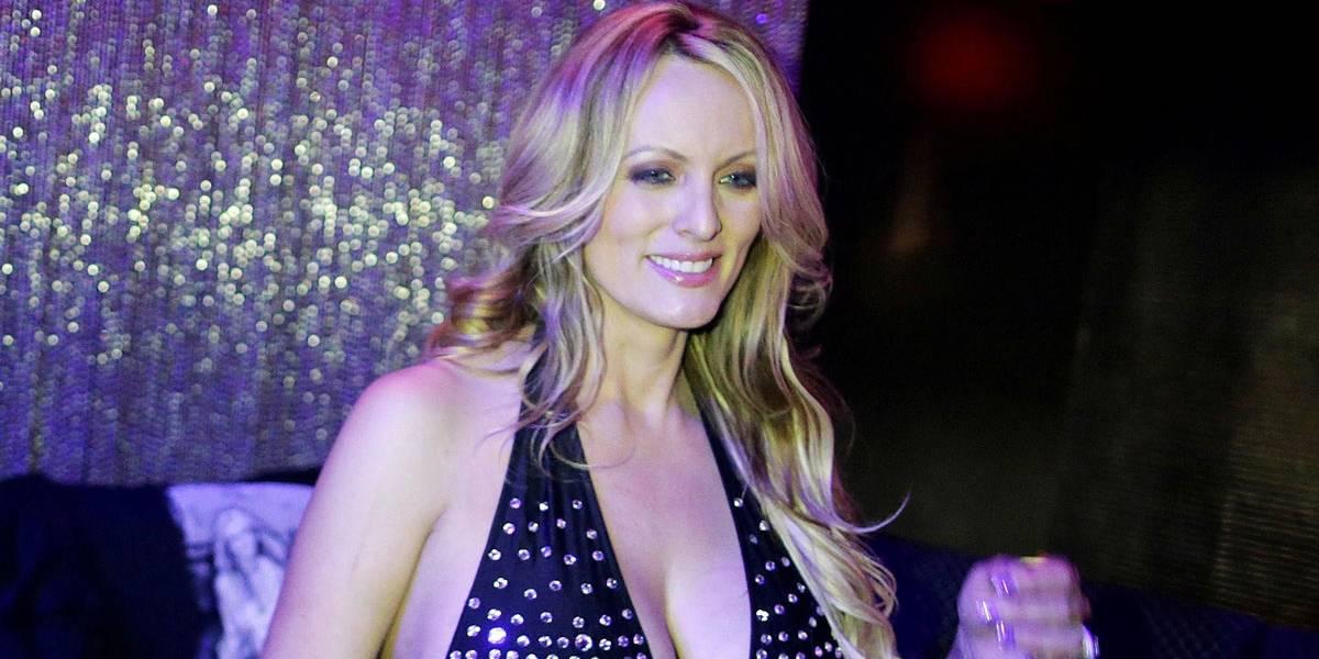Em entrevista, atriz pornô diz que foi ameaçada para ficar quieta sobre affair com Trump