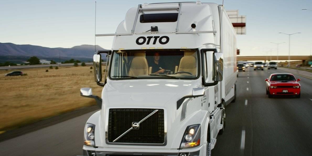 Camiones autónomos de Uber ya están funcionando en Arizona