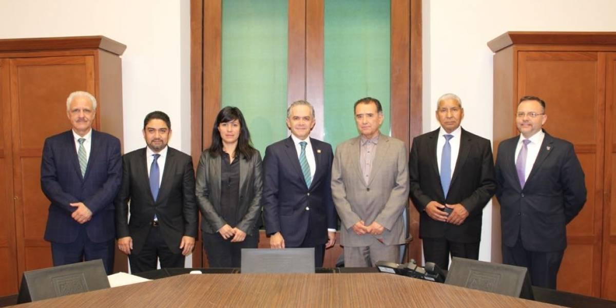 Nombran a Edgar Tungüí nuevo comisionado para la reconstrucción de CDMX