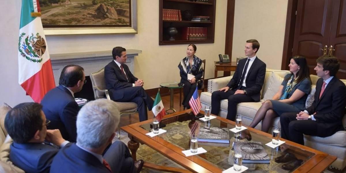 Reunión Peña-Trump dependerá de avances en TLCAN, seguridad y migración