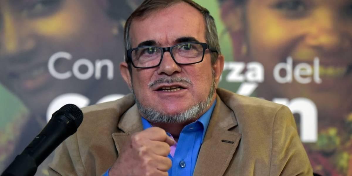 Timochenko aseguró que Uribe terminará ante JEP