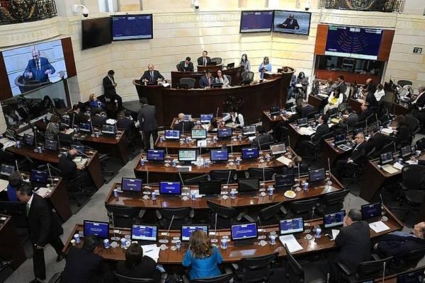 Senado de Colombia.