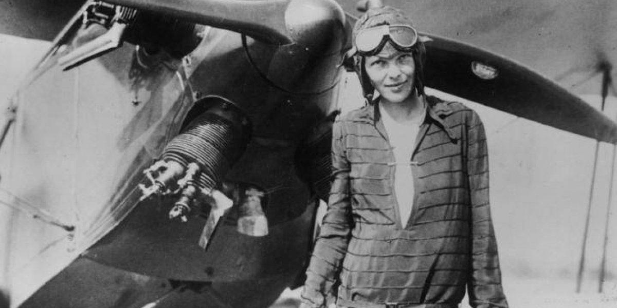 Amelia Earhart: encontram evidência de que aviadora morreu como náufraga em uma ilha