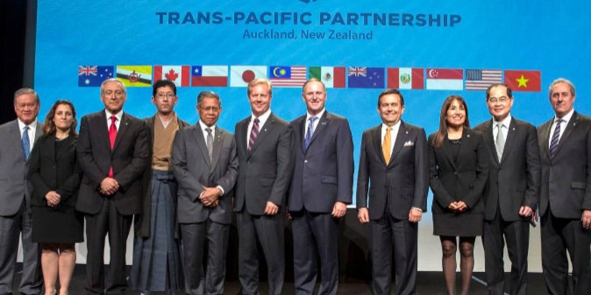 Mexico y diez países más firman nuevo Acuerdo de Asociación Transpacífico