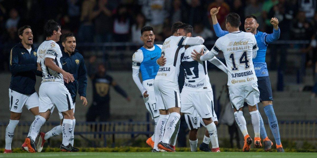 Definidos los duelos de cuartos de final de la Copa MX
