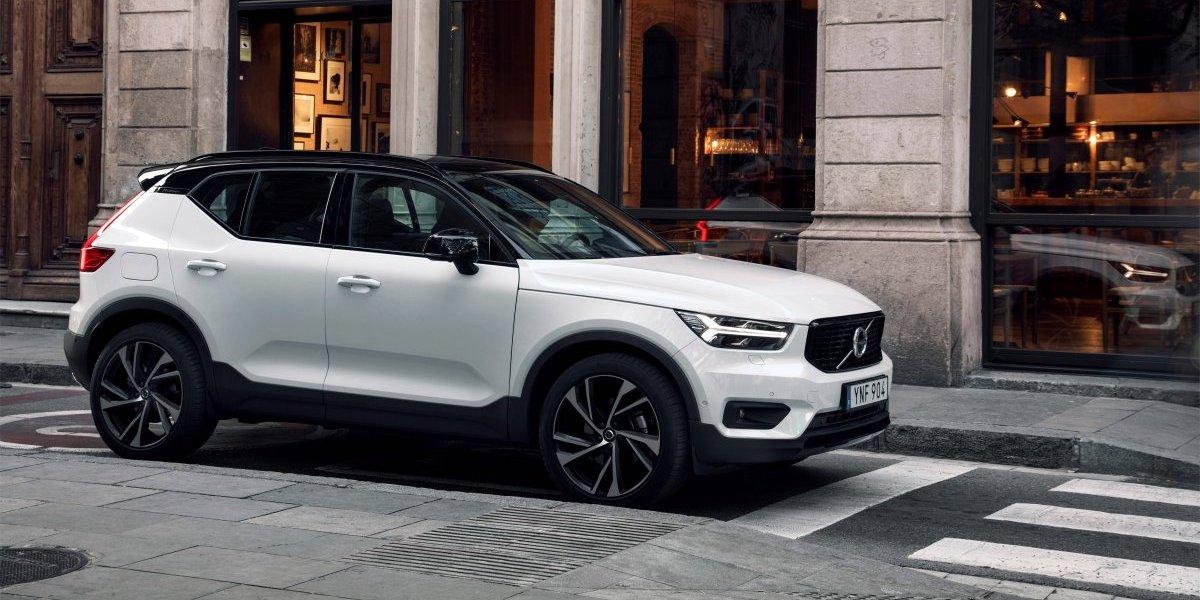Eligen al Volvo XC40 como el Auto Europeo del Año 2018