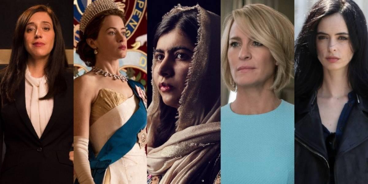 10 mujeres inspiradoras que hemos conocido en Netflix