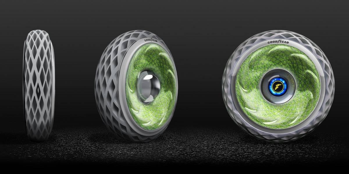 Presentan nuevo prototipo de neumático para movilidad más sostenible