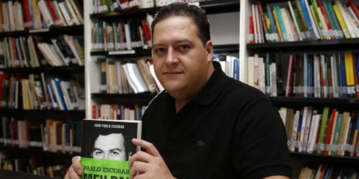 Juan Pablo Escobar: Mi padre no murió como nos han contado