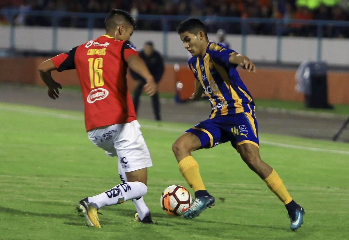 EFE Copa Sudamericana: Deportivo Cuenca logra clasificarse a la siguiente fase