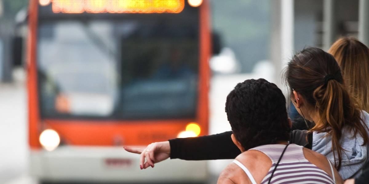 25% das mulheres já sofreram assédio no transporte público