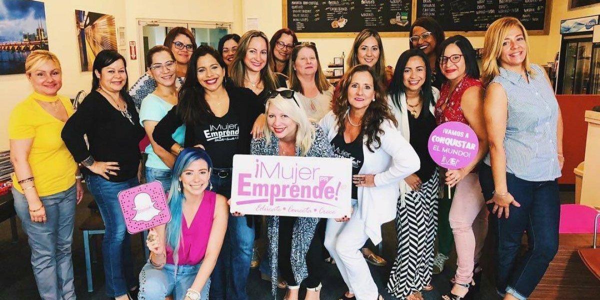Organización boricua busca empoderar a todas las mujeres de Latinoamérica