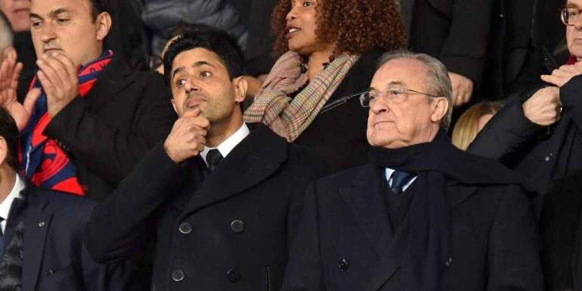 UEFA abre expediente al PSG por incidentes ante el Real Madrid