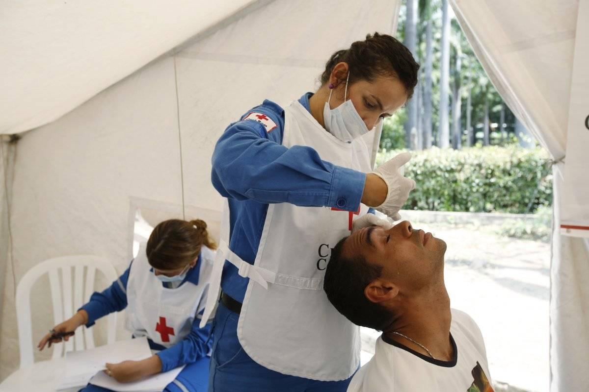Las autoridades estiman que los ingresos de venezolanos en hospitales colombianos podrían multiplicarse por dos en 2018
