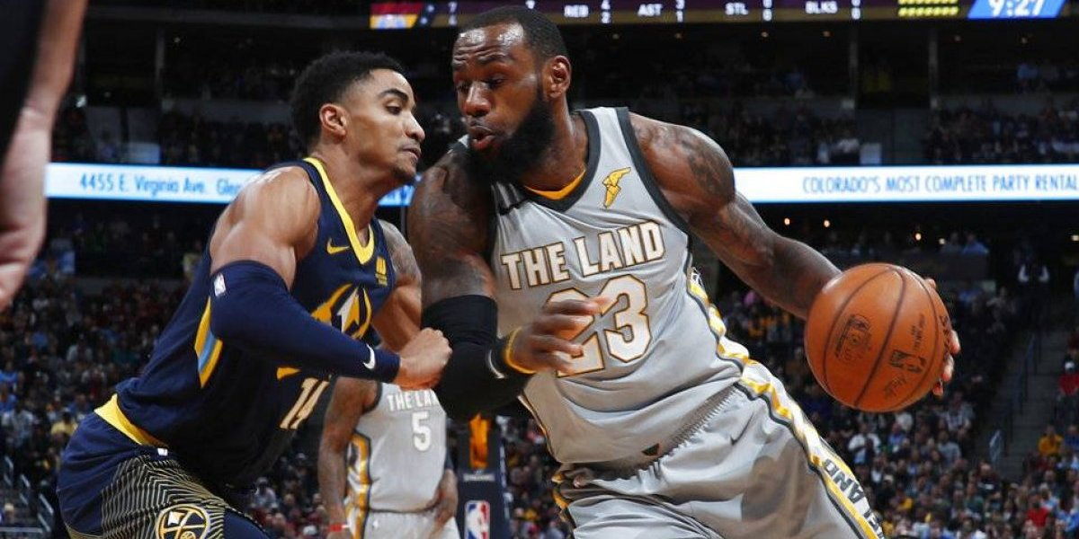 Comienza la disputa por firmar a LeBron James