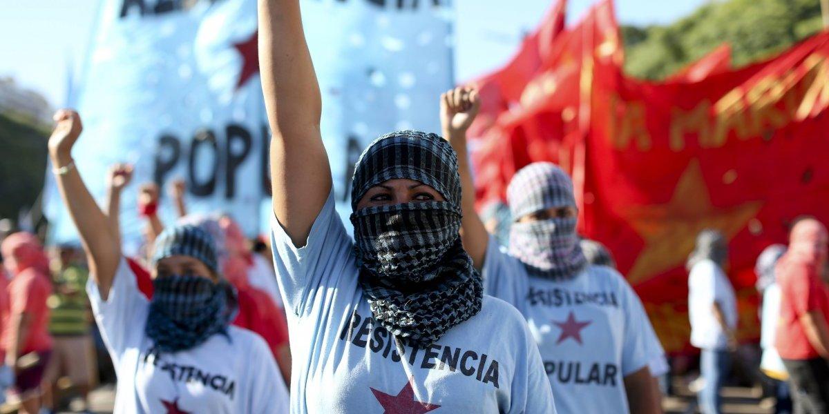 #8demarzo: Buenos Aires encabezó las marchas por el día internacional de la mujer en Latinoamérica