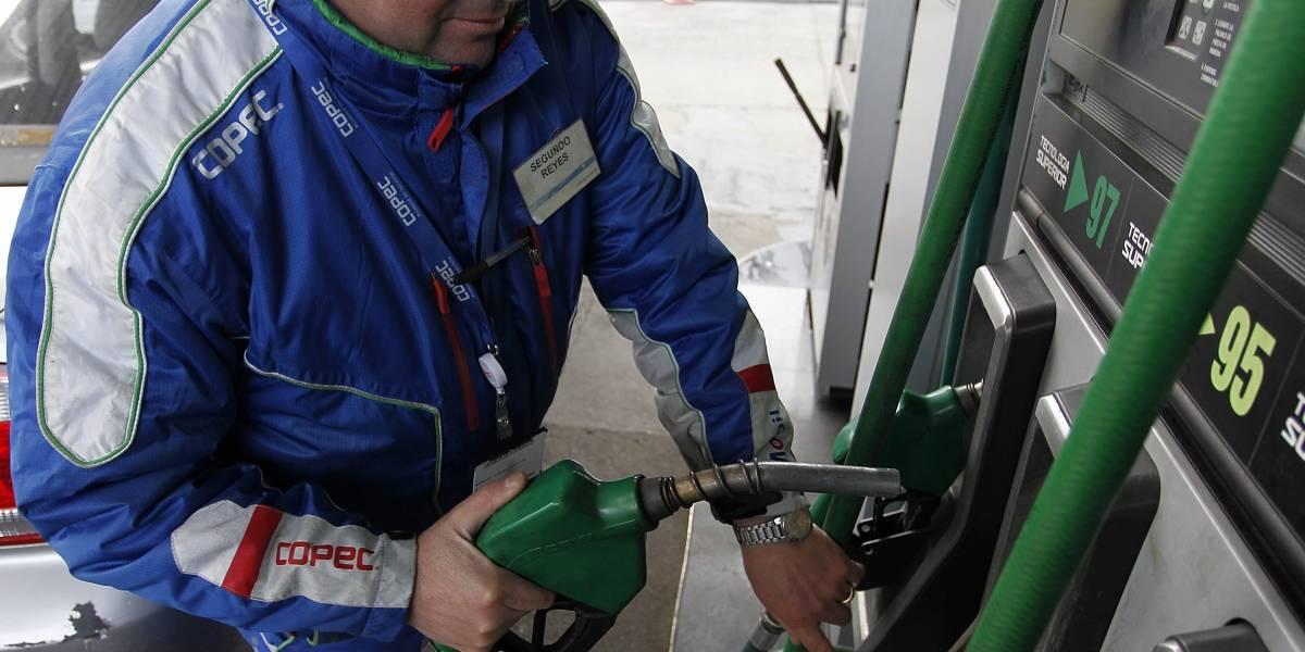 Gasolina de 93 octanos bajan sus precios