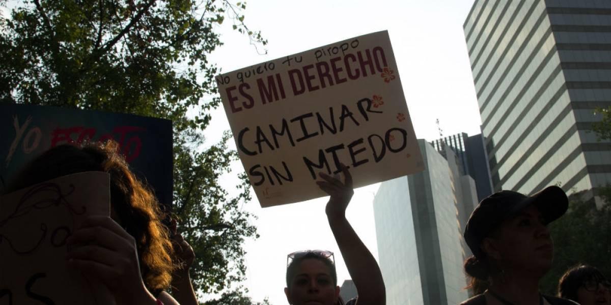 Nueve de cada 10 mexicanas se sienten inseguras al salir a la calle