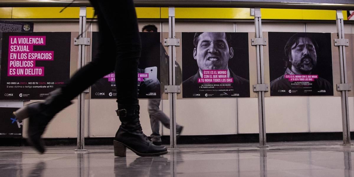 Mujeres caminan más que los hombres pese al acoso callejero