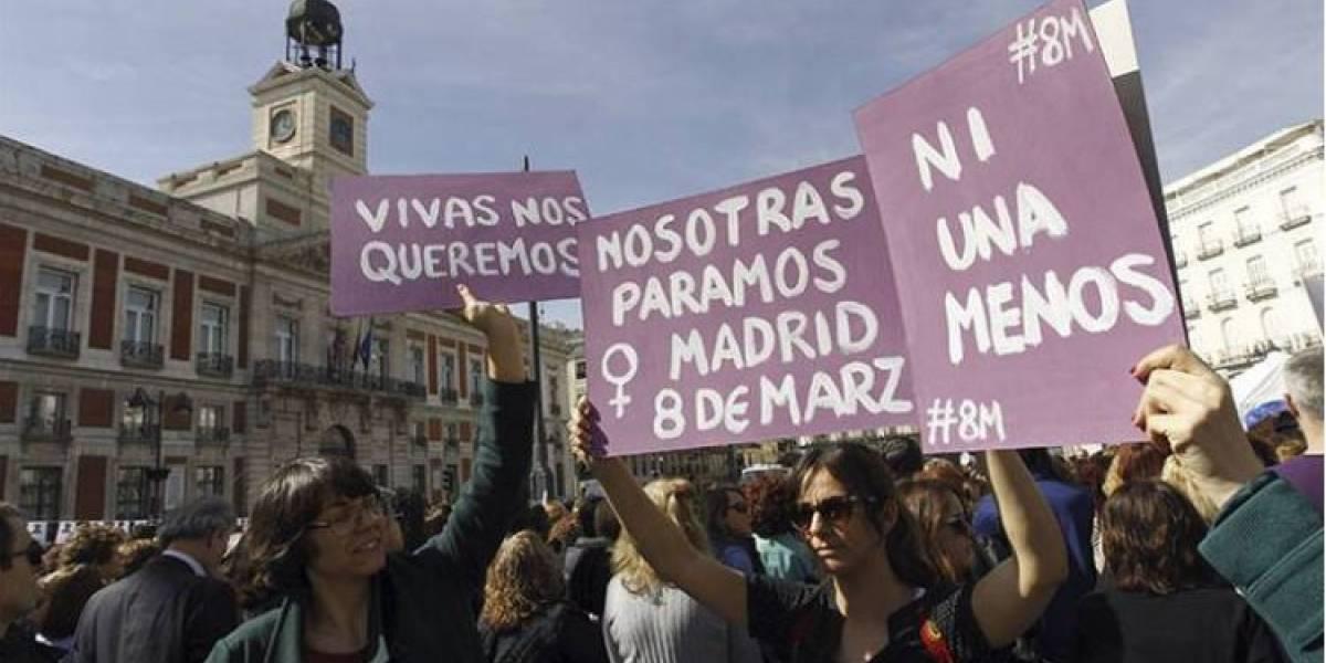 Movilizaciones en toda España con motivo del Día de la Mujer