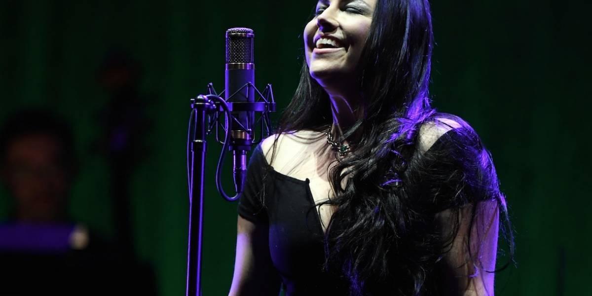 """""""Soñé con tocar con una  orquesta"""": Amy Lee"""