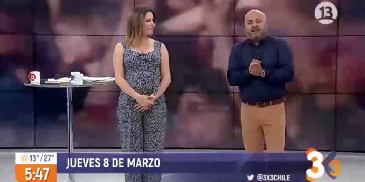"""Andan claritos: Programa de Canal 13 conmemora el Día de la mujer sin """"caer ni en el feminismo ni en el machismo"""" y con """"Mujeres"""" de Arjona de fondo"""