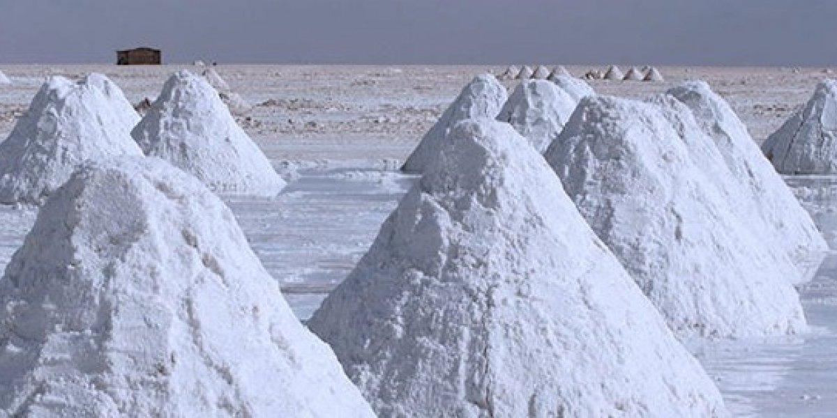 Cchen aprueba couta de litio formulada por empresa SQM