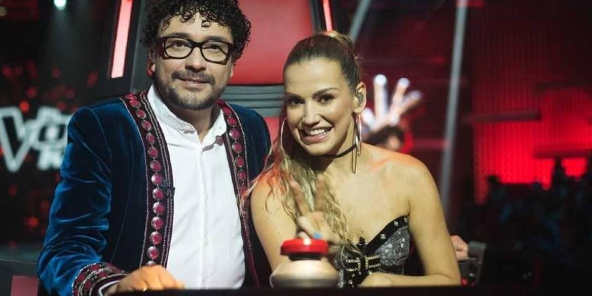 ¡Error de Andrés Cepeda en 'La voz kids' fue para risas!