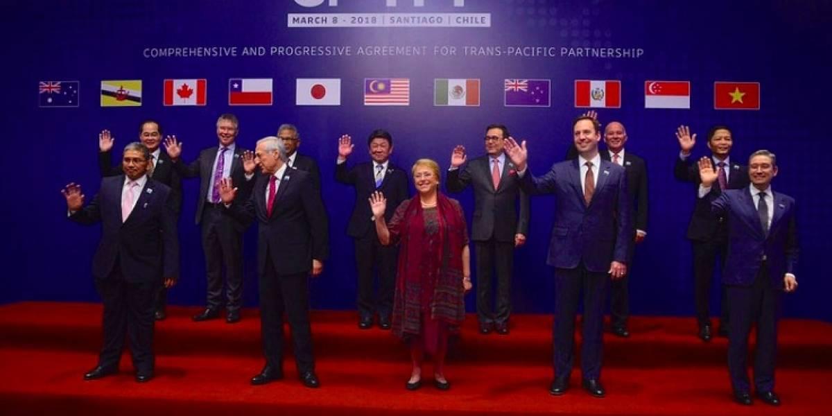 ¡Llegó a puerto! Ministros firman el TPP 11 en Santiago